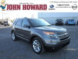 2011 Sterling Grey Metallic Ford Explorer Limited 4WD #73233692
