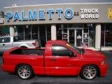 2004 Flame Red Dodge Ram 1500 SRT-10 Regular Cab #73233492