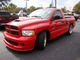 2004 Dodge Ram 1500 Flame Red