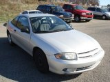 2003 Ultra Silver Metallic Chevrolet Cavalier Coupe #73233386