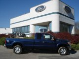 2012 Dark Blue Pearl Metallic Ford F250 Super Duty XLT SuperCab 4x4 #73233180