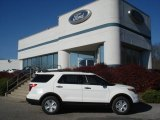 2013 Oxford White Ford Explorer 4WD #73233178
