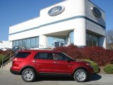 2013 Ruby Red Metallic Ford Explorer XLT 4WD #73233177