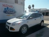 2013 Oxford White Ford Escape S #73233232