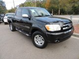 2005 Black Toyota Tundra SR5 Double Cab #73233477