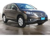 2013 Kona Coffee Metallic Honda CR-V EX #73233375
