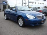 2010 Chrysler Sebring Deep Water Blue Pearl