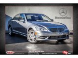 2013 Palladium Silver Metallic Mercedes-Benz S 350 BlueTEC 4Matic #73233148