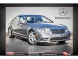 2013 Palladium Silver Metallic Mercedes-Benz S 550 Sedan #73233147