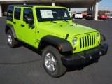 2013 Jeep Wrangler Unlimited Sport S 4x4