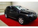 2009 Super Black Nissan Murano S #73288926
