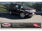 2013 Sizzling Crimson Mica Toyota Highlander Limited 4WD #73288667