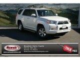 2013 Blizzard White Pearl Toyota 4Runner SR5 4x4 #73288662