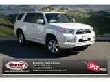 2013 Blizzard White Pearl Toyota 4Runner SR5 4x4 #73288661