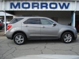 2012 Graystone Metallic Chevrolet Equinox LT AWD #73288902