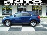 2010 Navy Blue Metallic Chevrolet Equinox LT #73289140