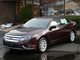 2011 Bordeaux Reserve Metallic Ford Fusion SEL V6 #73288655