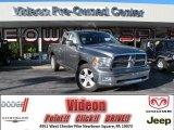 2011 Mineral Gray Metallic Dodge Ram 1500 Big Horn Quad Cab 4x4 #73289451