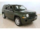 2007 Jeep Green Metallic Jeep Patriot Sport 4x4 #73289250
