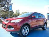 2013 Ruby Red Metallic Ford Escape SEL 1.6L EcoBoost #73288887