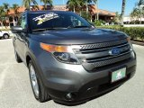 2011 Sterling Grey Metallic Ford Explorer Limited #73288884