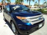 2011 Kona Blue Metallic Ford Explorer FWD #73288883
