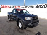 2012 Nautical Blue Metallic Toyota Tacoma Regular Cab 4x4 #73289106