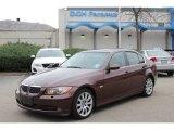 2006 Barrique Red Metallic BMW 3 Series 330xi Sedan #73289341
