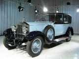 Rolls-Royce Silver Ghost Data, Info and Specs
