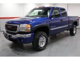 2004 GMC Sierra 2500HD SLE Extended Cab 4x4 Data, Info and Specs