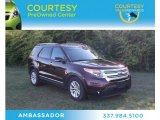 2011 Bordeaux Reserve Red Metallic Ford Explorer XLT #73289224