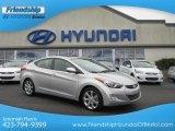 2013 Shimmering Air Silver Hyundai Elantra Limited #73288867