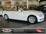 2013 Mineral White Metallic BMW 3 Series 328i Convertible #73289082