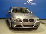 2010 Space Gray Metallic BMW 3 Series 335i xDrive Sedan #73288751