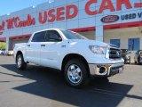 2011 Super White Toyota Tundra SR5 CrewMax 4x4 #73288853