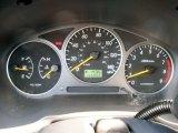 2002 Subaru Impreza WRX Wagon Gauges