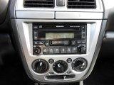 2002 Subaru Impreza WRX Wagon Controls