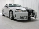 2001 Silver Metallic Ford Mustang V6 Coupe #73289205
