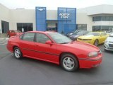 2001 Torch Red Chevrolet Impala LS #73288956