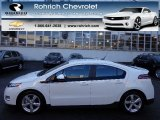 2013 Summit White Chevrolet Volt  #73289393