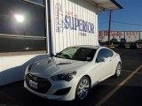 2013 Monaco White Hyundai Genesis Coupe 2.0T Premium #73288822