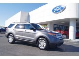 2013 Sterling Gray Metallic Ford Explorer XLT #73288937