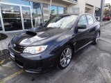 2012 Dark Gray Metallic Subaru Impreza WRX STi 4 Door #73289287