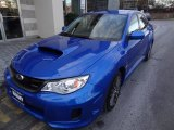 2012 WR Blue Mica Subaru Impreza WRX 4 Door #73289285