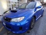 2012 WR Blue Mica Subaru Impreza WRX 4 Door #73348014
