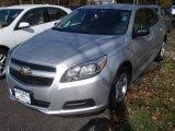 2013 Silver Ice Metallic Chevrolet Malibu LS #73347425