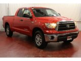 2012 Barcelona Red Metallic Toyota Tundra Double Cab 4x4 #73348129