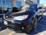 2012 Dark Gray Metallic Subaru Impreza WRX STi Limited 4 Door #73348013