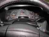 2006 Chevrolet Silverado 1500 LT Crew Cab 4x4 Gauges