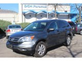 2011 Polished Metal Metallic Honda CR-V SE 4WD #73348121